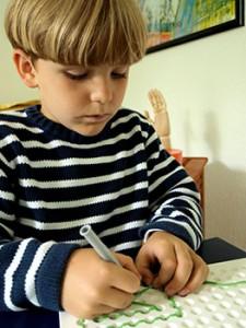 Ergotherapie hilft Kindern