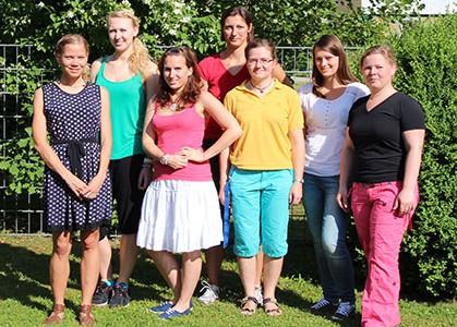 Das Praxisteam -Ergotherapie Zimolong in München Schwabing